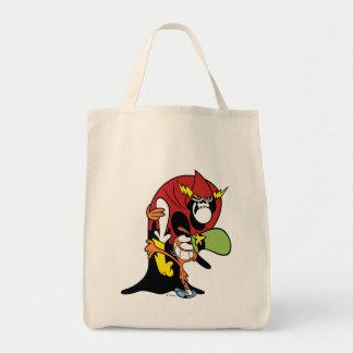 Vaga y el abrazo del enemigo bolsa tela para la compra