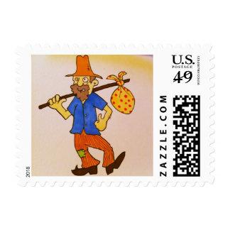 Vagabond Stamp