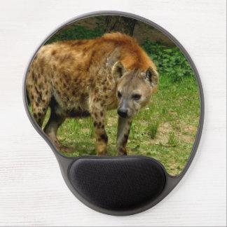 Vagabundeo del Hyena Alfombrilla De Ratón Con Gel