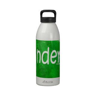 Vagabundo Botella De Agua Reutilizable