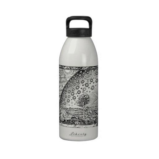 Vagabundo de Flammarions Botella De Agua Reutilizable