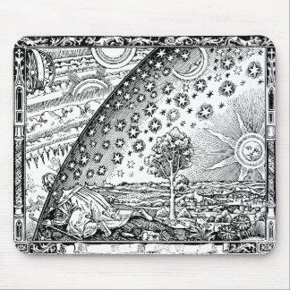 Vagabundo de Flammarions Mouse Pad
