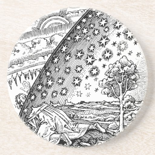 Vagabundo de Flammarions Posavasos Manualidades
