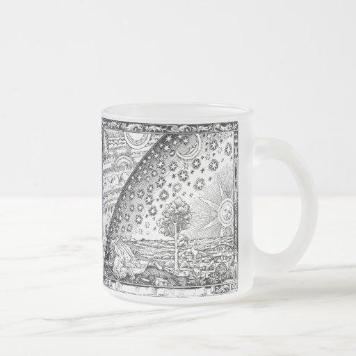 Vagabundo de Flammarions Tazas De Café