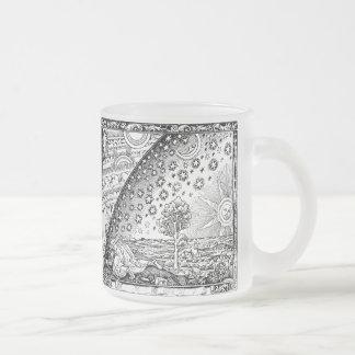 Vagabundo de Flammarions Taza Cristal Mate
