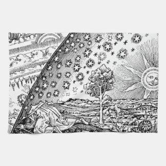 Vagabundo de Flammarions Toalla