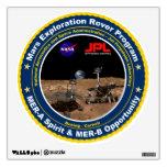 Vagabundos de la exploración de Marte: Alcohol y o