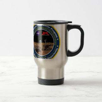 Vagabundos de la exploración de Marte: Alcohol y o Tazas De Café
