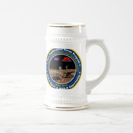Vagabundos de la exploración de Marte: Alcohol y o Taza De Café