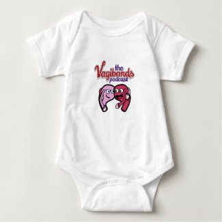 Vagibonds One-Piece Baby Covering Baby Bodysuit