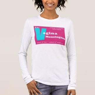 Vagina Monologues Indianapolis Long Sleeve T-Shirt