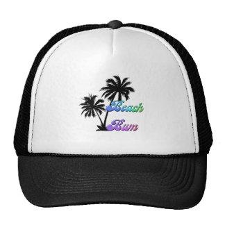 Vago de la playa gorra