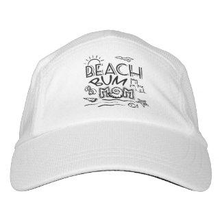 Vago de la playa gorra de alto rendimiento