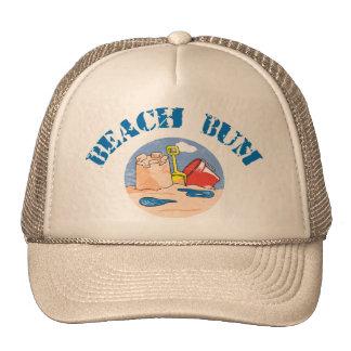 Vago de la playa gorras de camionero