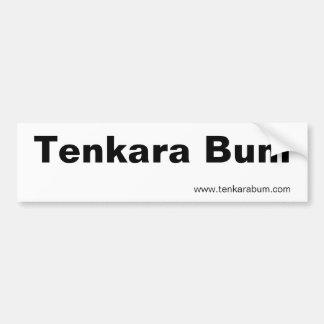 Vago de Tenkara www tenkarabum com Etiqueta De Parachoque