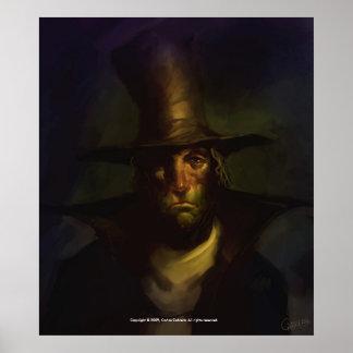 Vago portrait poster