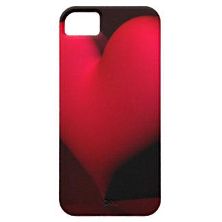 VAGOS BURBUJEANTES NEGROS ROJO OSCURO del VECTOR d iPhone 5 Case-Mate Protector