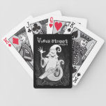 Vagus Street Ghost Playing Cards
