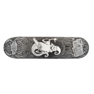 Vagus Street Ghost Skateboard