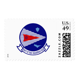 VAH-4 Four Runners Postage Stamps