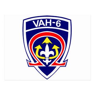 VAH-6 POSTALES