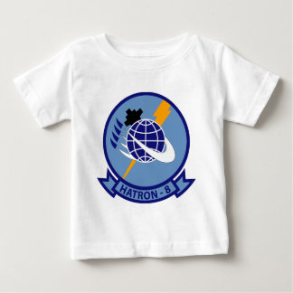 VAH-8 Heavy Attack Squadron HATRON Fireballers Baby T-Shirt