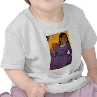 """Vahine ninguna camiseta del niño de Te VI"" - Paul"