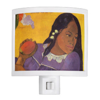 'Vahine No Te Vi' - Paul Gauguin Night Light