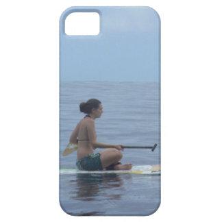 Vahine paddling iPhone SE/5/5s case