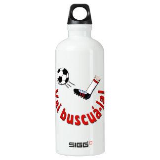 """Vai Buscuá-la"" SIGG Traveler 0.6L Water Bottle"
