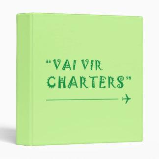 Vai Vir Charters Binders