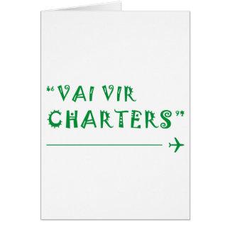 Vai Vir Charters Card