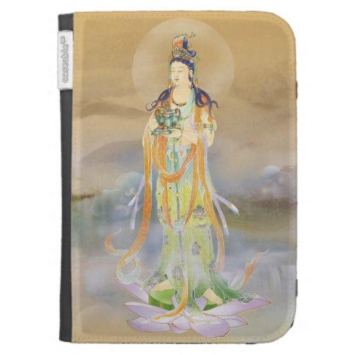 Vaidurya Avalokitesvara Caseable Case Kindle Covers