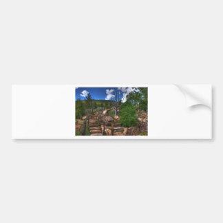 Vail Botanical Garden Bumper Sticker