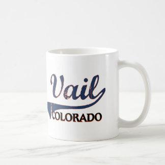 Vail Colorado City Classic Coffee Mug