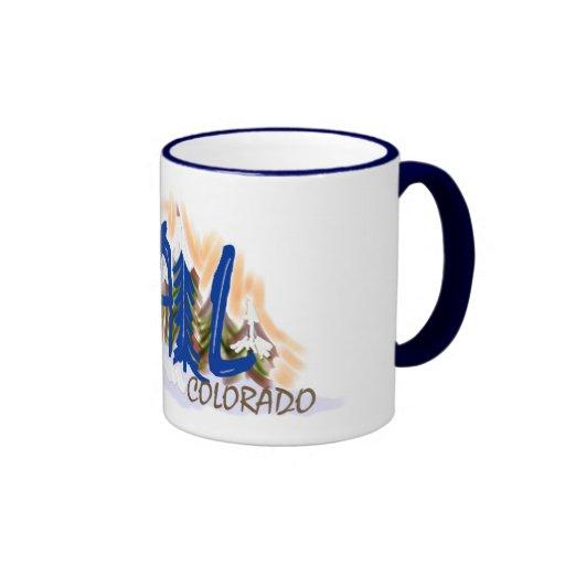 Vail Colorado Coffee Mug