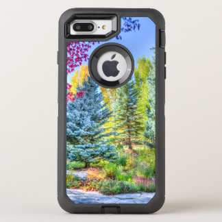 Vail, Colorado In the Spring OtterBox Defender iPhone 8 Plus/7 Plus Case