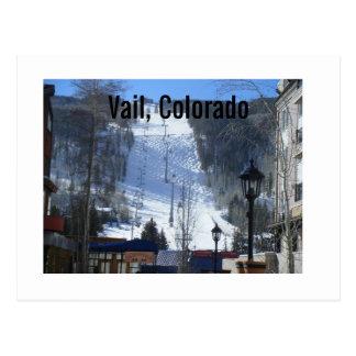 Vail Colorado Postcard