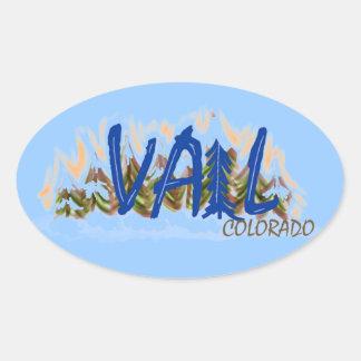 Vail Colorado sticker