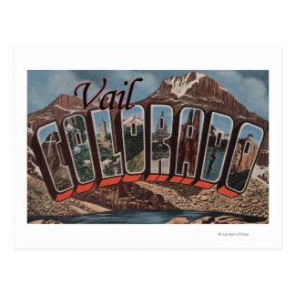 Vail, ColoradoLarge Letter ScenesVail, CO Post Cards