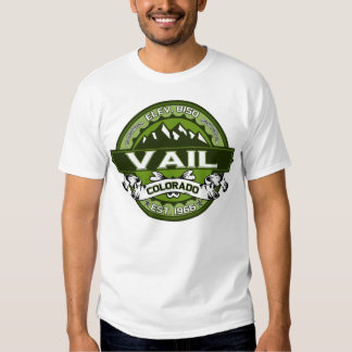Vail Logo For Light Shirts