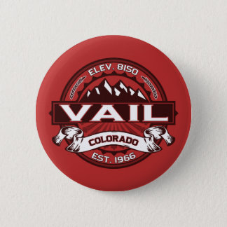 Vail Logo Red Button