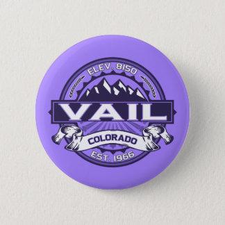 Vail Logo Violet Button