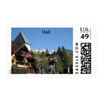 Vail Postage Stamps