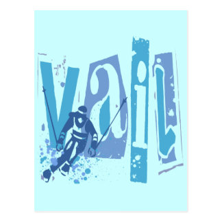 VAIL POSTCARD
