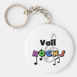 Vail Rocks Keychains