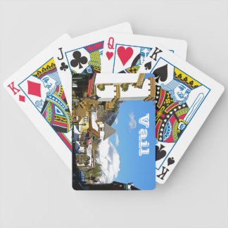 Vail Snow and Sunshine Playing Cards