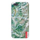 vail trail map cover for iPhone 5/5S