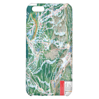 vail trail map iPhone 5C cases