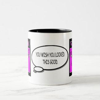 VAIN COLLECTION Two-Tone COFFEE MUG